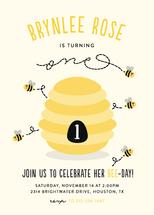 Bee Day by Ink and Letter Designs