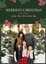 The Merriest Christmas by Janelle Williams