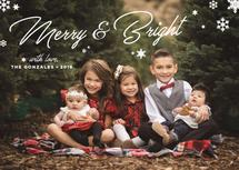 Merry & Bright Christma... by Janelle Williams