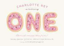 Donut Miss the Fun! by Ink and Letter Designs