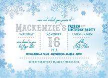 Frozen Birthday by Noma Maluzo