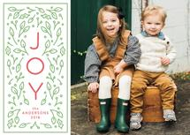 Joyful Greens by Ink and Letter Designs