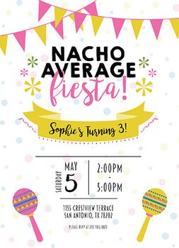 Nacho Average Fiesta