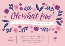 Floral Fun by Ink and Letter Designs