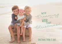 White Sand Christmas by Evelyn Madison