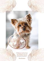 Merry Christmas puppy by Esmé Jönsson