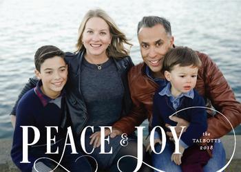 Sending Peace and Joy