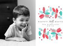 Happy Holly-days! by Vani Gupta