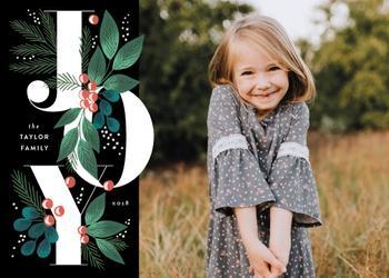 Joy Letter Foliage