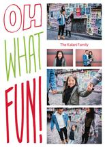 oh what fun! by April Foxx