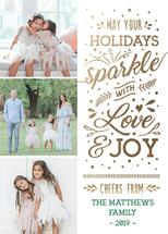Holiday Sparkle by Pauline Lee