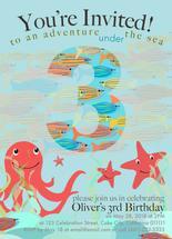 Under The Sea Adventure by Vani Gupta