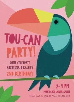 Tou-can party!