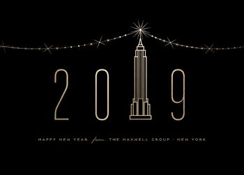 New Year In New York City