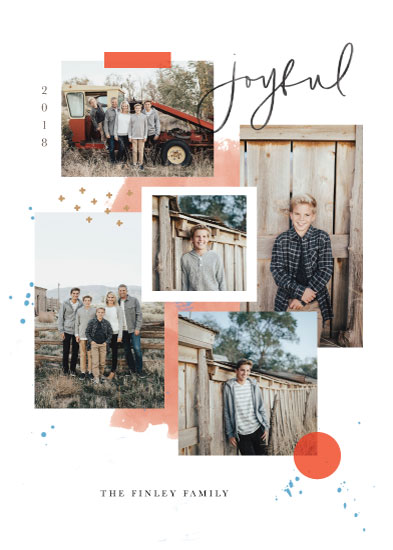 holiday photo cards - Holiday Mood Board by Kristen Smith