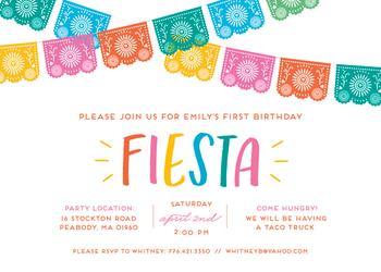 Colorful Fiesta
