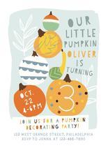 Pumpkin Party by Michelle Shanaman