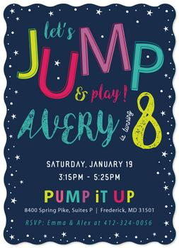Jump and Play