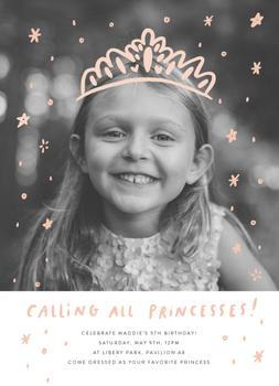 Calling All Princesses