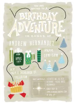 Birthday Adventure