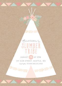 Slumber Tribe - Teepee