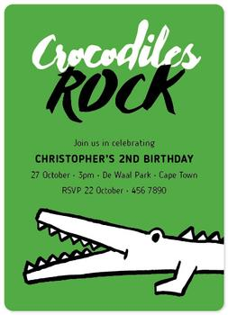 Crocodiles Rock