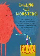 Calling All Monsters by Nicole Winn