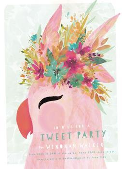 Tweet Tweet Party