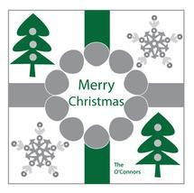Snowflake Holiday by Kristen Niedzielski