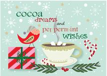Cocoa Dreams by Cathleen Bronsky