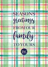 Seasons Greetings Famil... by Kelsey Beaudoin