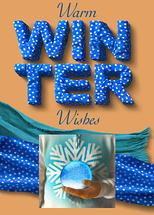 Warm Winter Wishes by John Sposato