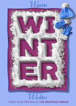 Winter Greetings by John Sposato