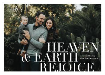 Heaven & Earth Rejoice