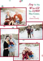 Joy to the world by Jennifer Warren