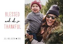 Blessed & Thankful by Sari Victoria