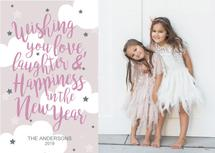 New Year Wish by Linda Designs
