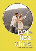 Pop Fizz Clink by Aristophanes