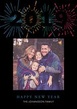 Bright Fireworks by Wonderment Paper Co.