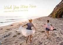 Wish You Were Here by Sarah Cohn