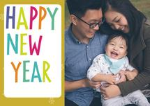 Fun New Years Card by Linda Designs
