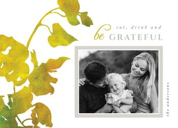 Grateful Leaves
