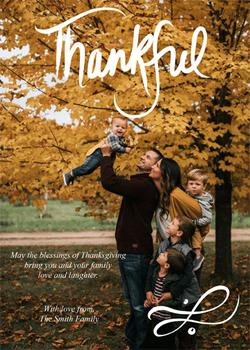 Thankful Family
