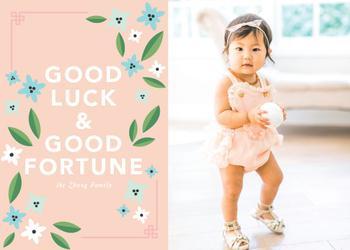 Good Luck & Good Fortune