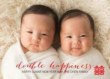 Double Happiness by Sarah Cohn