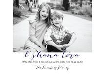 L'Shana Tova photo card by Sarah Cohn