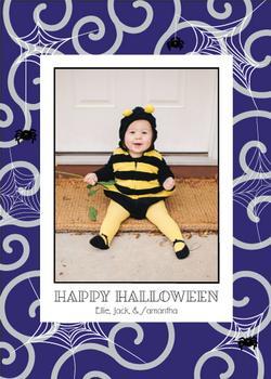 Happy Halloween Spiders