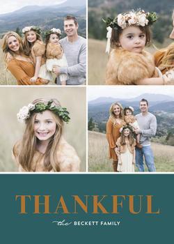 Bold Thankful