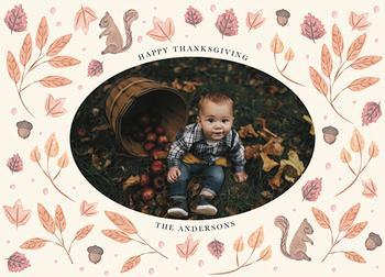 Squirrelly Thanksgiving