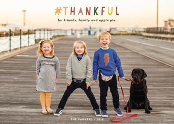 Hashtag Thankful